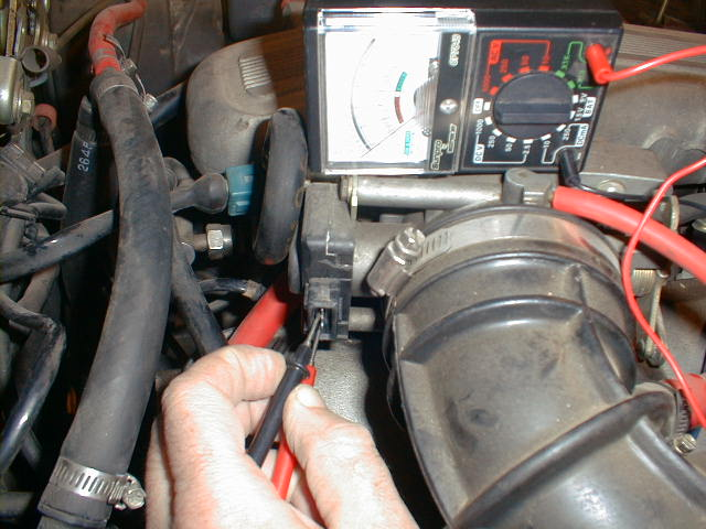 Place of C0207 in engine