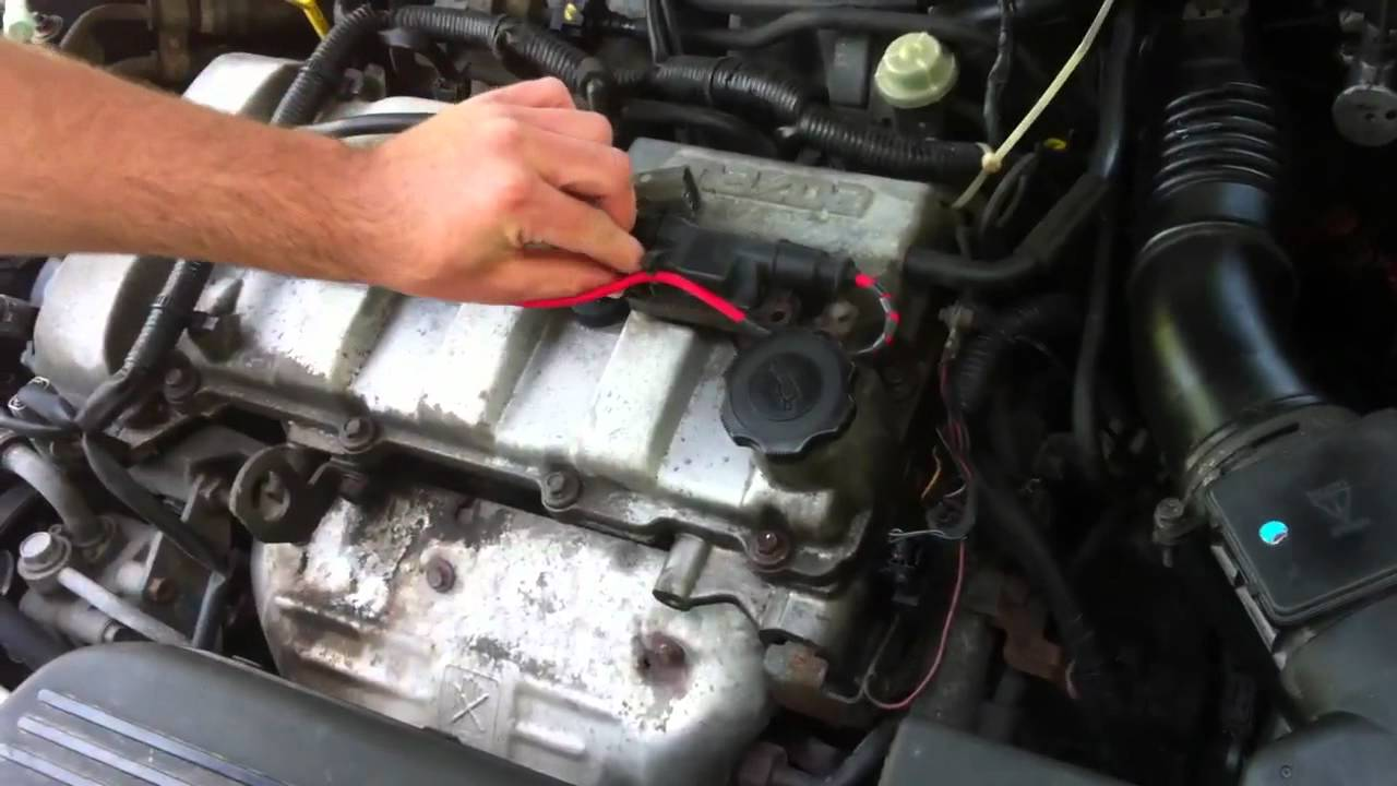 Place of B1123 in engine