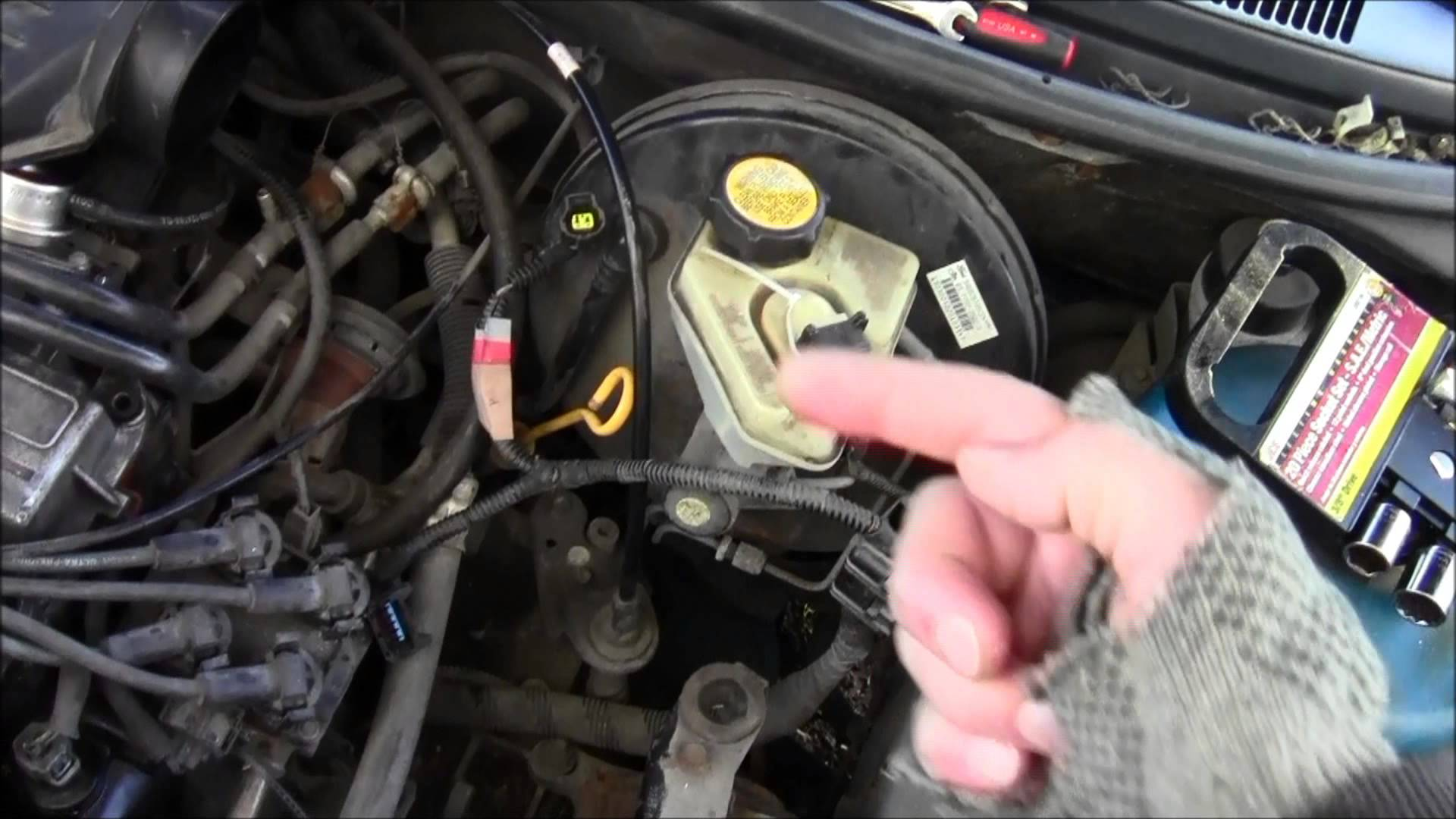 Place of C0302 in engine
