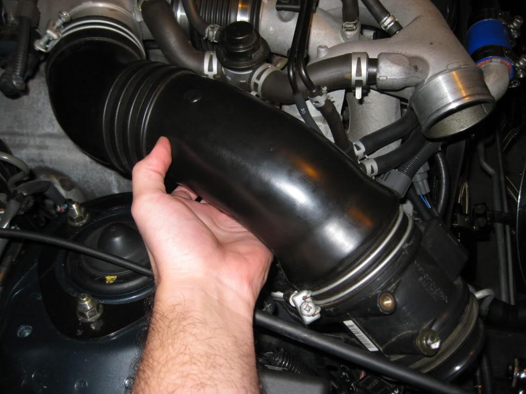 Place of C013A in engine
